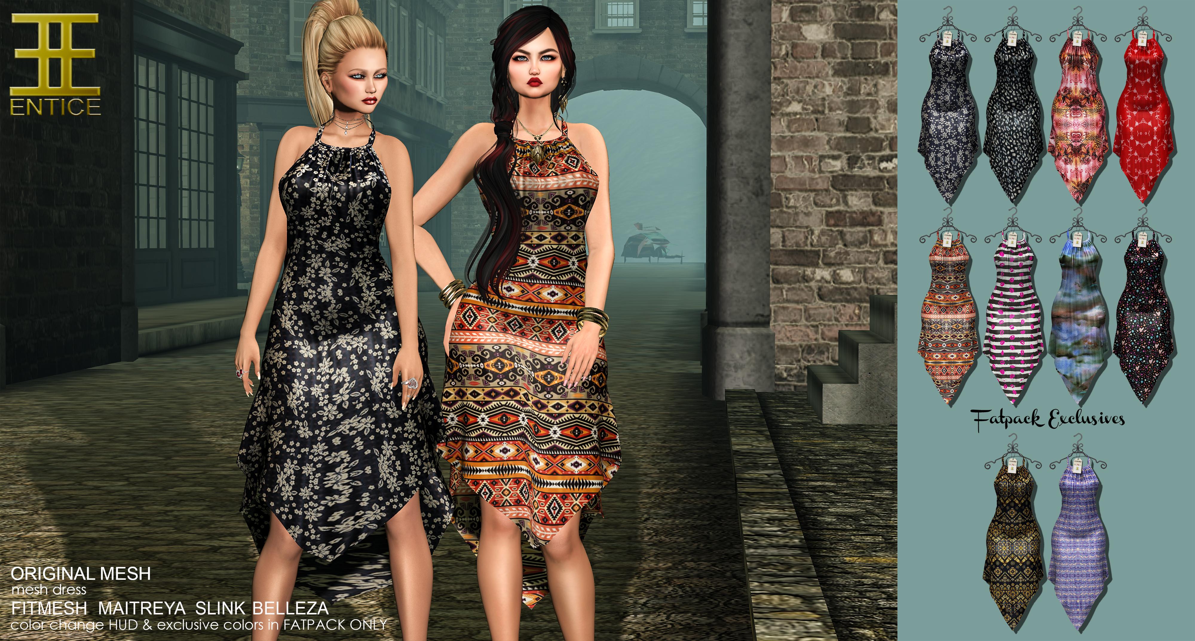 Entice The Designer Showcase Entice Fashion